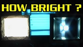 LED Vs Halogen Vs Fluro Work Lights The Watts & Lumens Lighting Scam(, 2013-04-06T22:29:12.000Z)