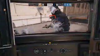 1v3 Monty - Rainbow Six Siege Ranked