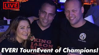 Everi TournEvent of Champions LIVE from XS Nightclub