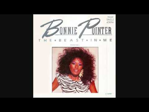 Bonnie Pointer - The Beast In Me_Extended Version (1984)