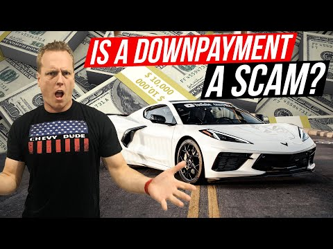 Is money down on a car deal a SCAM? How dealers turn your cash into PROFIT!