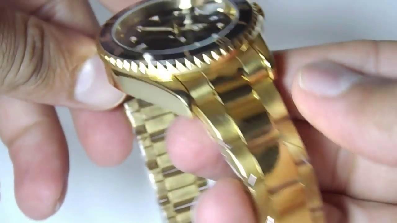 d1cf2e7a7a2 Relógio Automático MCE Luxo