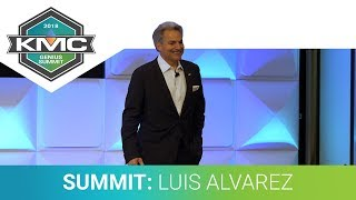 2018 KMC Genius Summit: Luis Alvarez, Day 2 General Session
