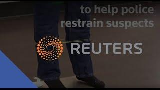 Reuters: Police test 'Spider-Man' device as alternative to Taser