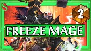 Next level Freeze Mage - the StrifeCro version!  Malygos & duplicate #2
