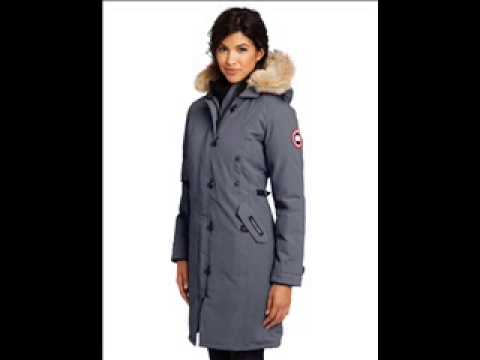 Canada Goose down outlet official - Womens Apparel : Canada Goose Women's Kensington Parka multi color ...