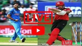 🔴 LIVE :IND vs HK, Asia Cup 2018, Ptv Sports Live streaming Hong Kong vs India Live streaming
