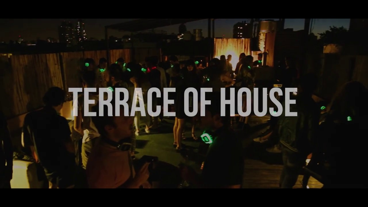Terrace of house youtube for Terrace house episode 1