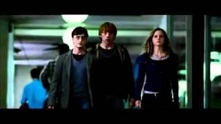 Гарри Поттер и Дары смерти О съемках (русский язык)