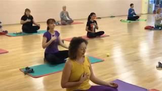 Йога в Фитнес-клубе Физра Казань
