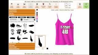 T Shirt Designer Software & Application Tool by CBSAlliance.com