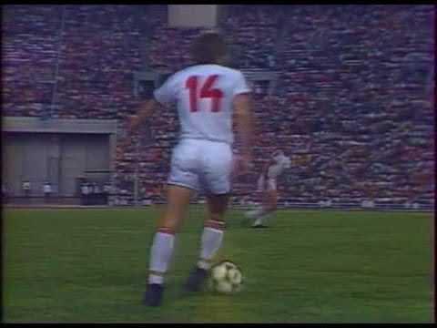 Olympic Football 1980 Czechoslovakia - German Democratic Republic 02 August 1980