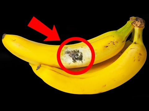 If You See a Spot on a Banana, Throw It Away Immediately!