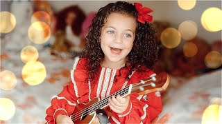 OVER THE RAINBOW - 7 year old Sophie Fatu