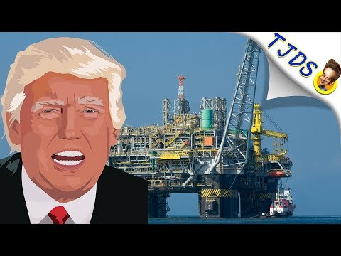 Trump, Like Obama, Expands Oil Production