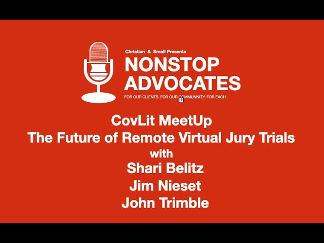 #CovLit Meet-Up with Christian & Small Attorneys and Counselors