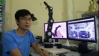 Chế tạo cánh tay robot bằng công nghệ in 3D (Phần 1)