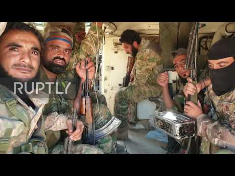 Syria: Clashes continue