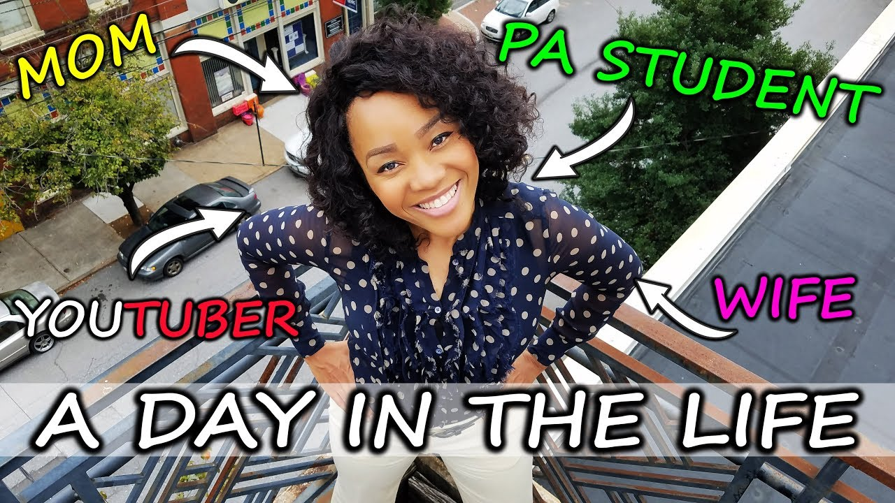 Download Day In The Life of a Physician Assistant (PA) Student (VLOG) - Mom, Wife and Youtuber