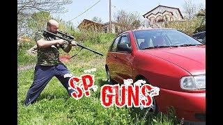 155 Fpe Airgun VS Car Door..!!