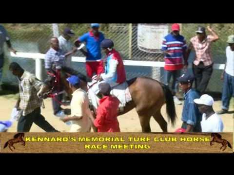 KENNARD'S MEMORIAL TURF CLUB HORSE RACE MEETING -18th September,2016
