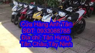 Top 5 cửa hàng bán Exciter 2006 - 2010 tại Tây Ninh