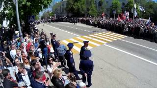 Парад Севастополь 9 мая 2015 ч.2(, 2015-05-09T12:10:36.000Z)