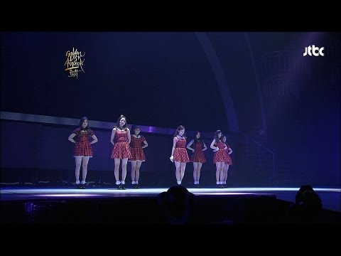 [GDA/Golden Disk Awards] A pink (에이핑크) - I don't know (몰라요)