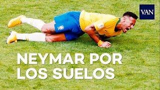 MUNDIAL DE RUSIA | Neymar pasa 14 minutos del Mundial en el césped