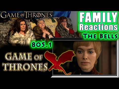 game-of-thrones-|-805-|-the-bells-|-family-reactions-|-part-1