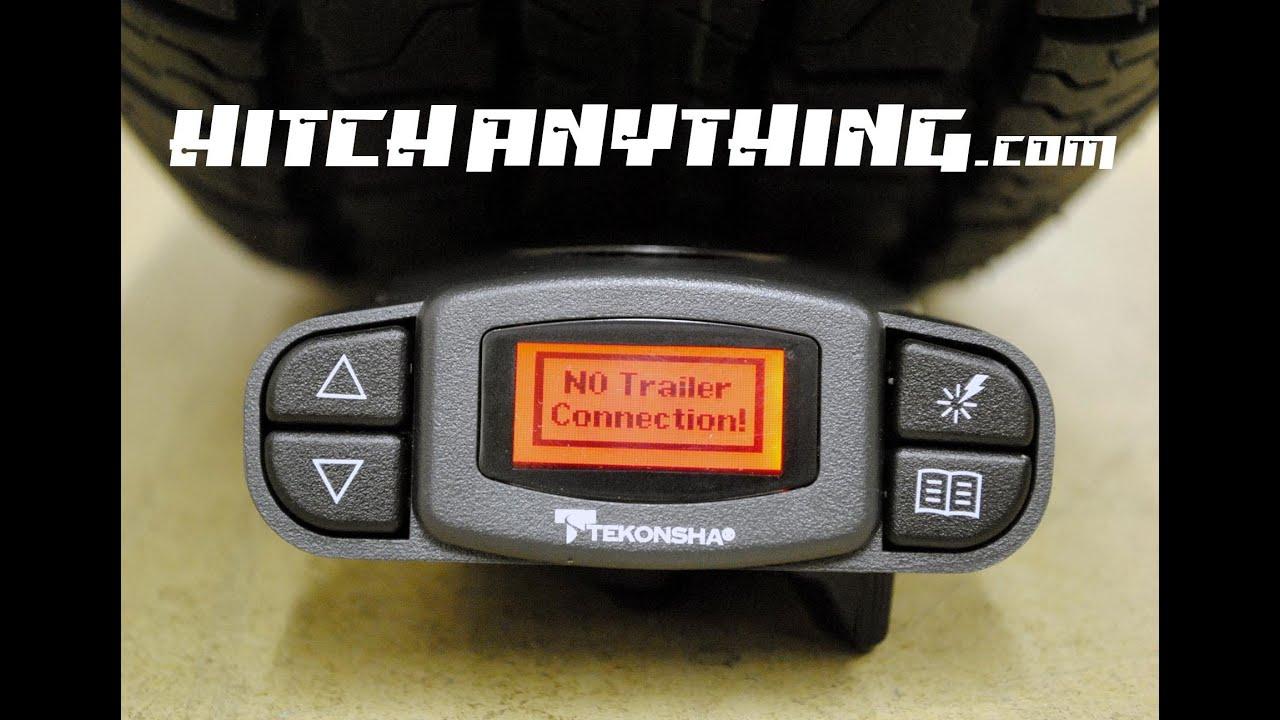 Tekonsha 90195 P3 Electronic Brake Control Wiring Diagram Best Prodigy Electric Trailer Controller Circuit
