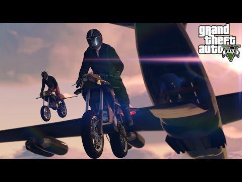 GTA V | MISIÓN ÉPICA FINAL DE TRAFICO DE ARMAS!! (Grand Theft Auto 5)