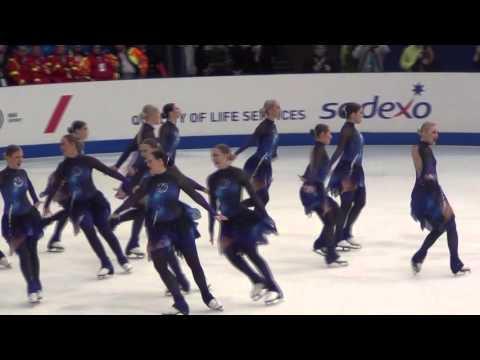 WSSC 2016 - Team Finland-2 Free Skate