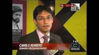 Senador Camilo Romero en La Cosa Política 4 de abril