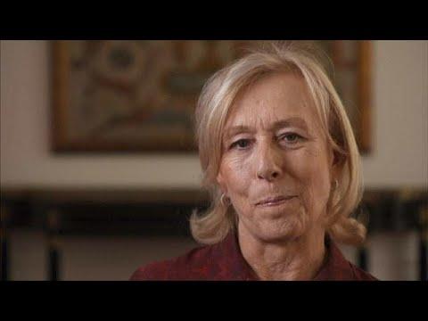 Navratilova acusa BBC de pagar dez vezes mais a McEnroe
