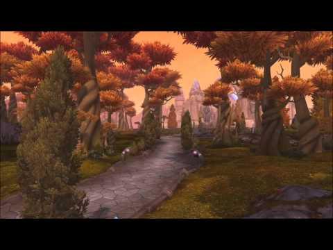 Talador Music - Village - World of Warcraft