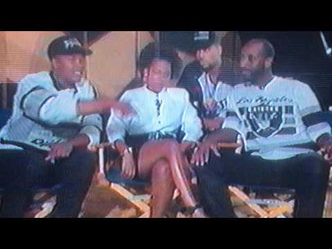 Michel'le Interview ft. Dr. Dre, The D.O.C, and Dionne Warwick
