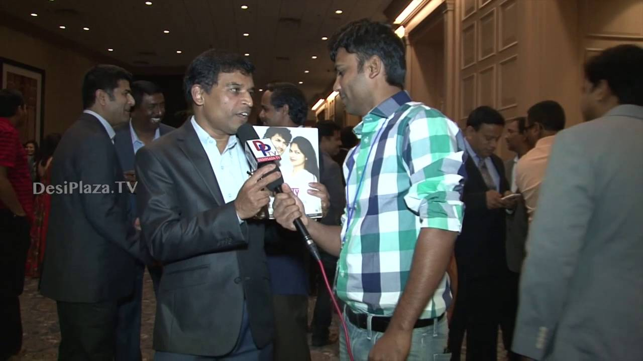 Gowri Goli, English movie producer and Director speaking to Desiplaza TV at ATA Convention 2016