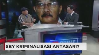 SBY Kriminalisasi Antasari?