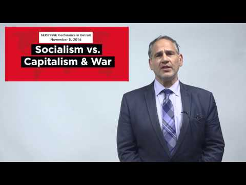 Socialist Equality Party presidential candidate denounces US escalation of Iraq War