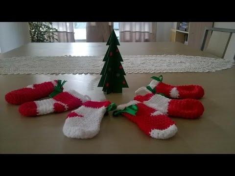 Medias o calcetines de navidad youtube - Calcetines de navidad personalizados ...