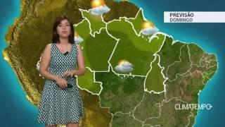 Previsão Norte – Ar fica seco em RR