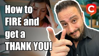 "How to Fire an Employee and Get a ""Thank you""  - Daniel Hindi"