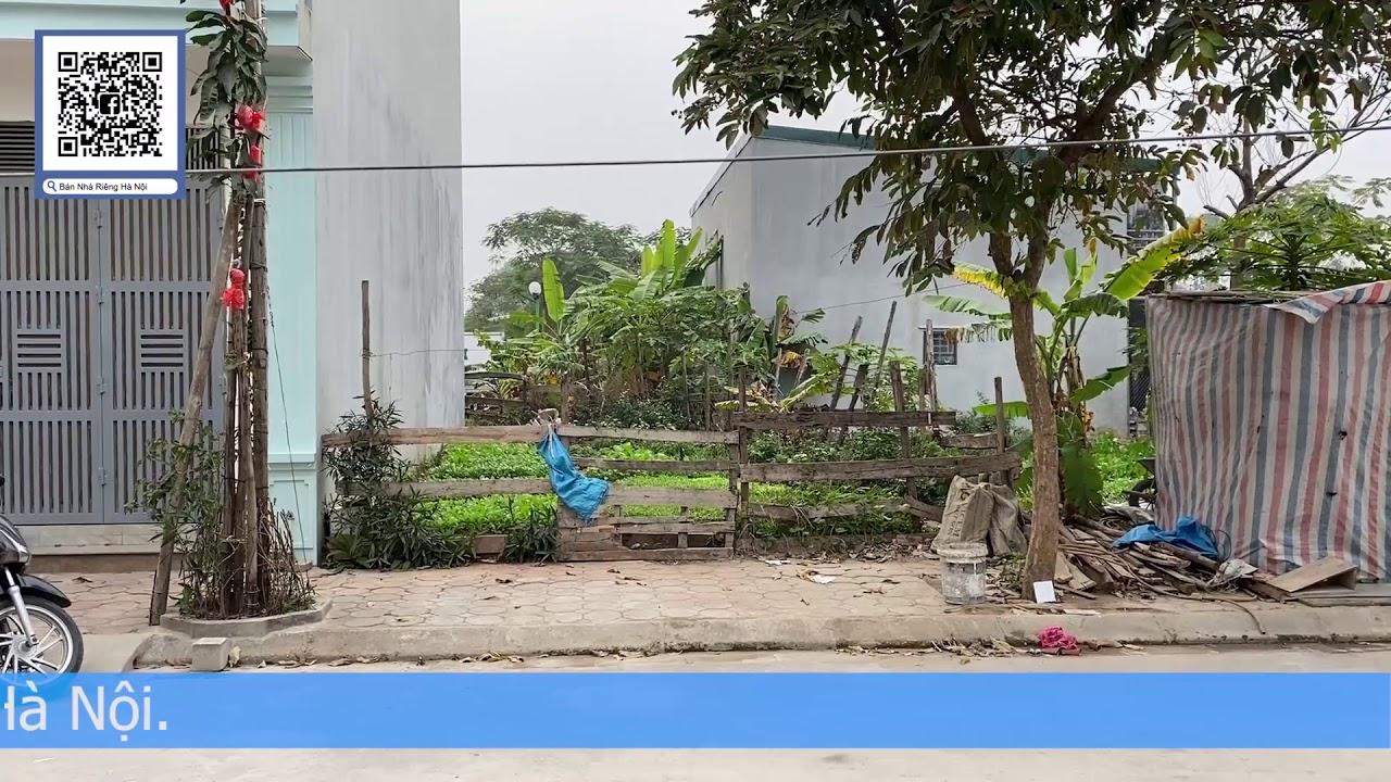image Bán Đất Tây Nam Linh Đàm 60m2 sổ vuông cực đẹp