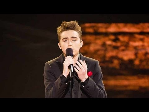 Harrison Craig Sings If: The Voice Australia Season 2
