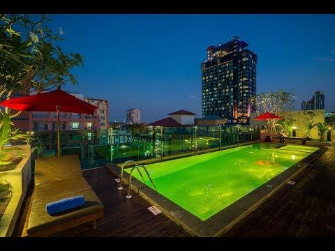 Thailand, Pattaya. Sunshine Hip Hotel 3*