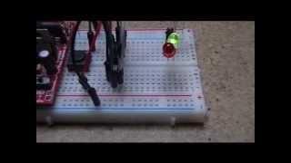 Mosfet Transistor Logic #1 - Not Gate