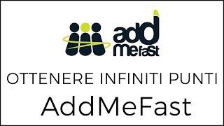 Come Creare un Bot per AddMeFast (Infiniti Punti)