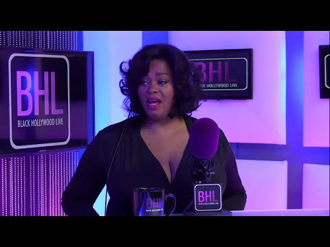 Jill Scott talks Lifetime's 'With This Ring' & ESSENCE Black Woman In Music | Black Hollywood Live