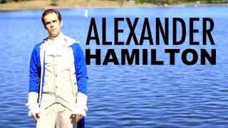 ALEXANDER HAMILTON The Entire Songs in one By JACKSFILMS